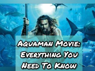 aquaman movie info