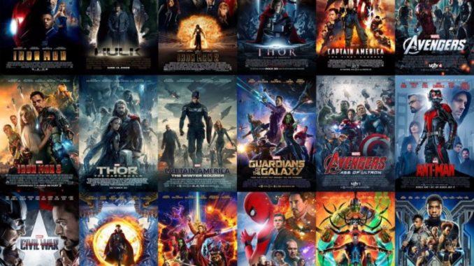 mcu movie timeline rundown