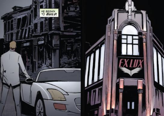 Credit - DC Comics